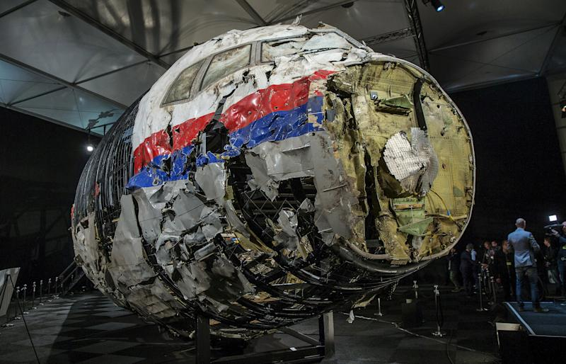 MH17 Downed By Russian Military Missile – Investigators