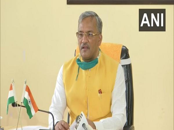 Uttarakhand Chief Minister Trivendra Singh Rawat (File Photo: ANI)