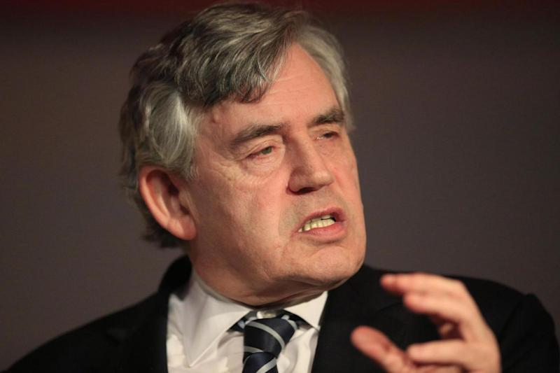 New powers for Scotland: Gordon Brown sets out a