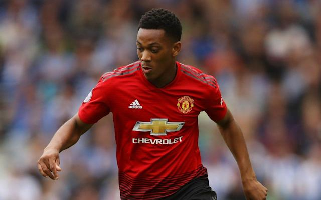 Anthony Martial prepared to play waiting game to stay at Manchester United