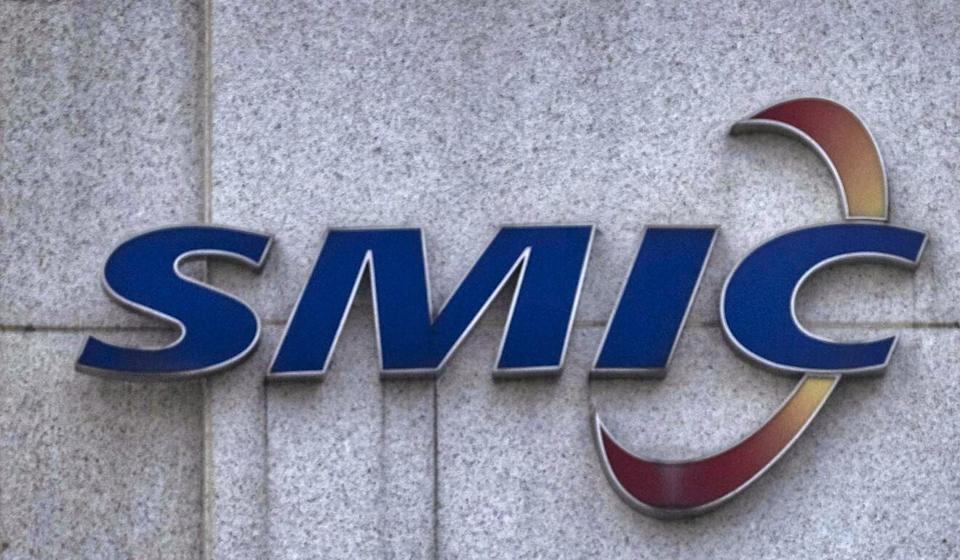 SMIC reported record-high full-year results of US$3.91 billion. Photo: EPA-EFE