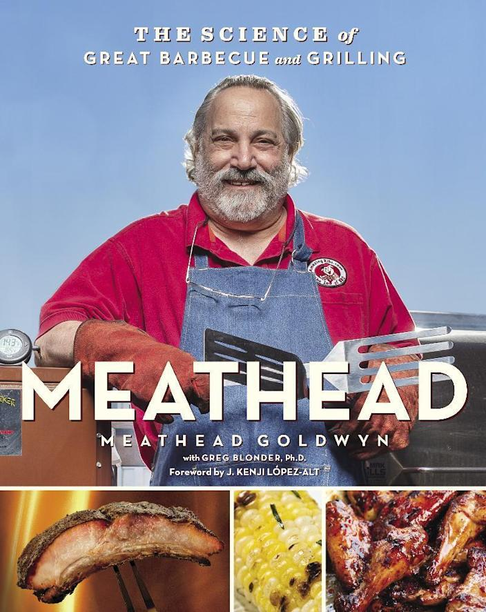 'Meathead: The Science of Great Barbecue and Grilling'
