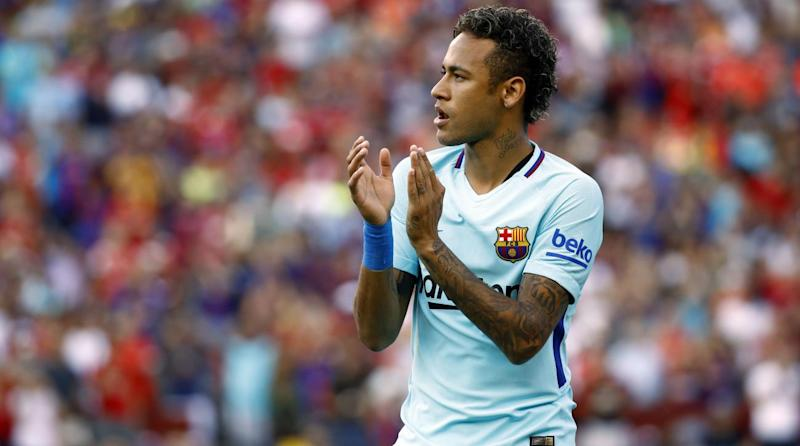 Watch Neymar Explains Decision to Transfer Reflects On Time With Barcelona