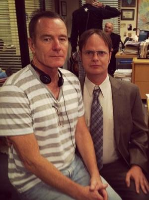'Breaking Bad's' Bryan Cranston to Direct 'Office' Episode