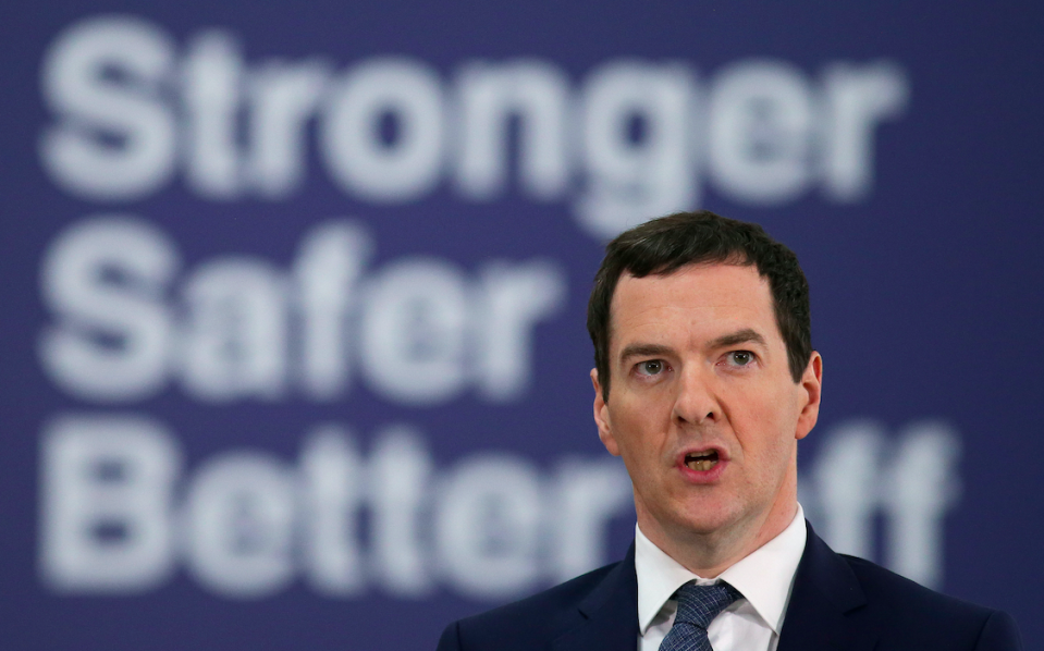 <em>The former Chancellor said that not enough had been made of the value of immigration during the referendum debate (Getty)</em>