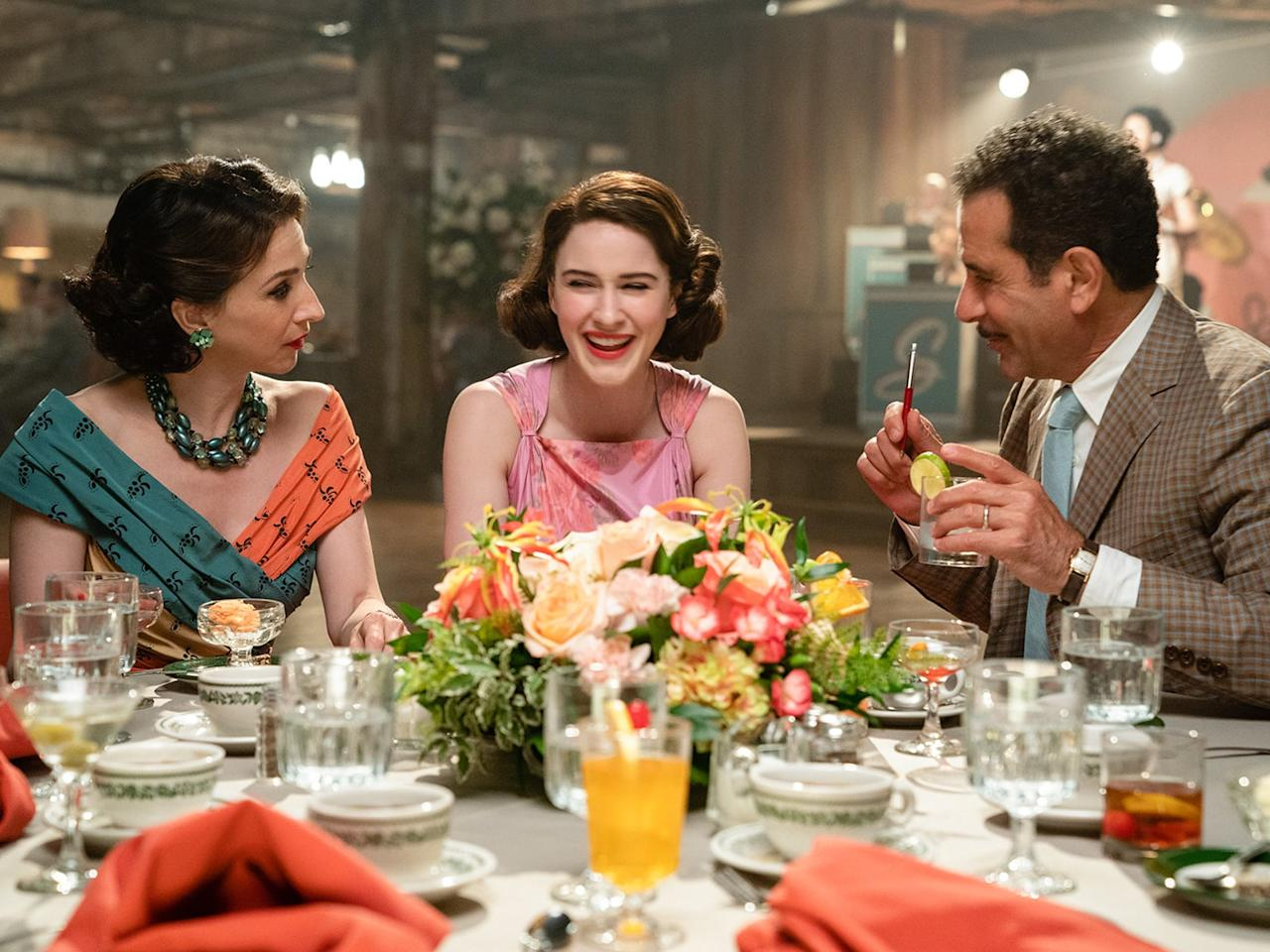 """<p><strong>Price: </strong>$13 per month for a full Prime subscription; $9 per month for Prime Video only</p> <p><strong>Highlights of its library: </strong><strong><a href=""""https://www.popsugar.com/latest/The-Marvelous-Mrs-Maisel"""" class=""""ga-track"""" data-ga-category=""""Related"""" data-ga-label=""""http://www.popsugar.com/latest/The-Marvelous-Mrs-Maisel"""" data-ga-action=""""In-Line Links"""">The Marvelous Mrs. Maisel</a></strong>, <strong>The Man in the High Castle</strong>, <strong>Carnival Row</strong>, <strong>Transparent</strong>, and <strong>Good Omens</strong> Additionally, Prime has the streaming rights for a large number of preexisting movies and TV shows.</p> <p><strong>Who it's good for:</strong> Prime's original programming is finally starting to get off the ground, but it lags behind some of its competitors with only a few successful, high-profile <a href=""""https://www.popsugar.com/entertainment/Best-Amazon-Original-TV-Shows-2019-45789755"""" class=""""ga-track"""" data-ga-category=""""Related"""" data-ga-label=""""http://www.popsugar.com/entertainment/Best-Amazon-Original-TV-Shows-2019-45789755"""" data-ga-action=""""In-Line Links"""">original shows</a> and minimal original movies that have made a splash. However, if you enjoy stylish, well-crafted shows geared at an adult audience, Prime may be right for you. </p>"""