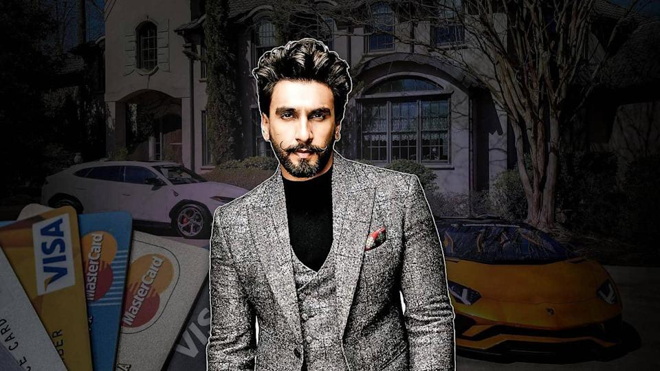Happy Birthday Ranveer Singh: Listing some of his wealthiest possessions