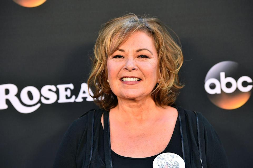 "<p>In 2018, Roseanne Barr went online and set off a stream of <a href=""https://variety.com/video/roseanne-canceled-racist-tweets/"" rel=""nofollow noopener"" target=""_blank"" data-ylk=""slk:racist tweets"" class=""link rapid-noclick-resp"">racist tweets </a>that referred to former President Barack Obama's aide Valerie Jarrett as the offspring to the ""Muslim Brotherhood & Planet of the Apes."" After Barr apologized and announced she would be deleting her Twitter account, the backlash was swift. ABC cancelled Barr's show <em>Roseanne</em> because of it.</p>"