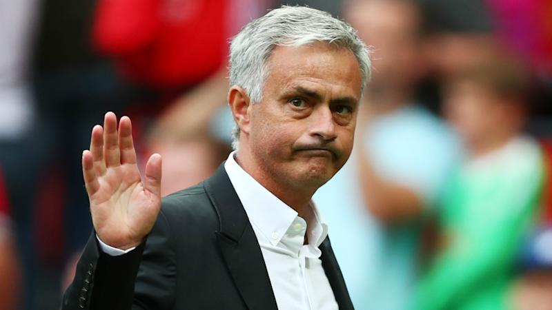 Mourinho steels Manchester United for 'roadworks' ahead