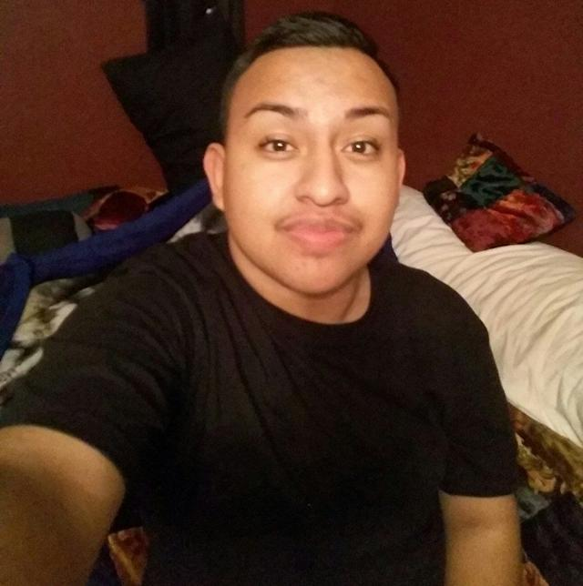 Erick Silva, 21, was working on the concert's security detail and was helping others escape.