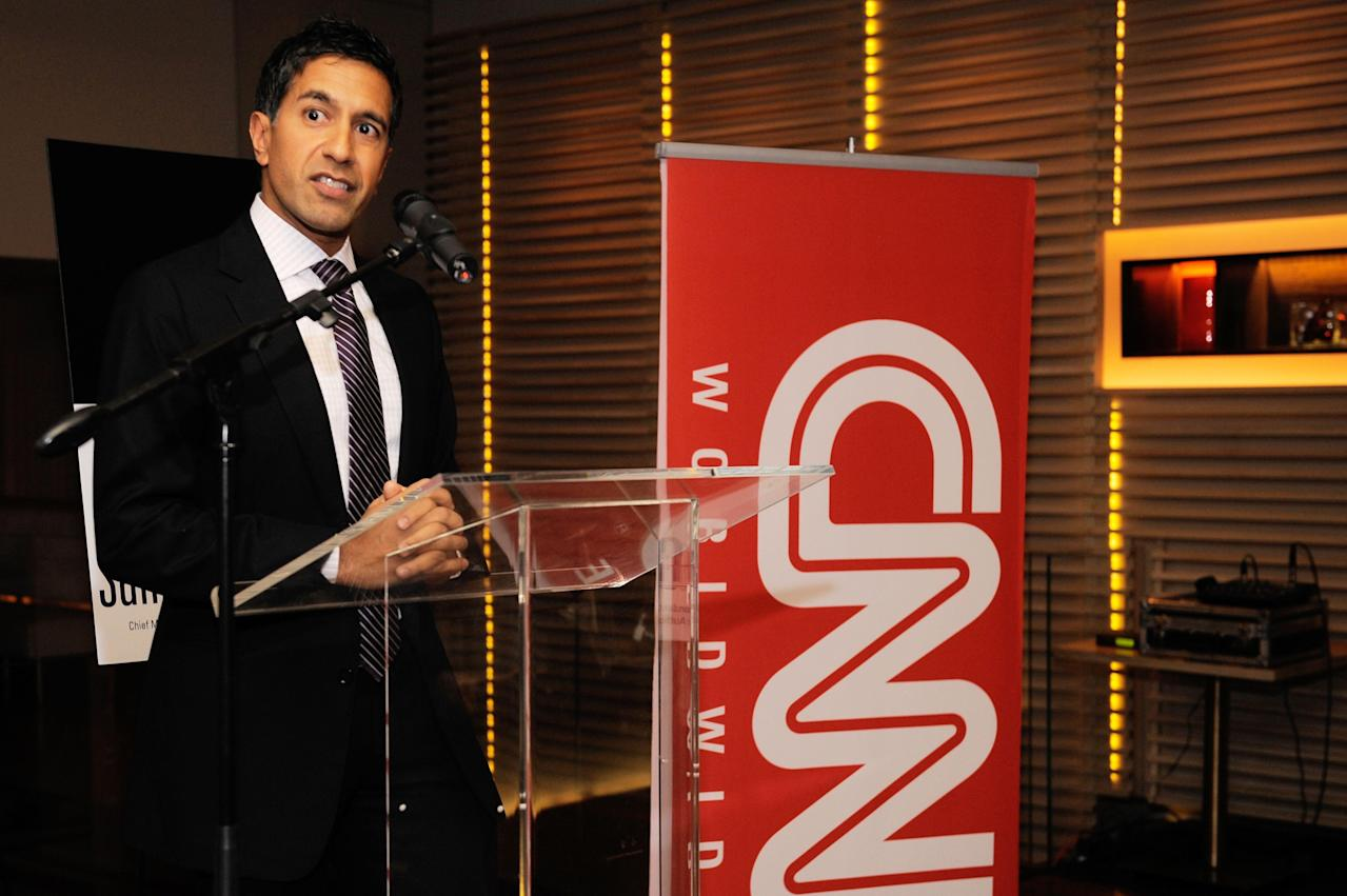 Why CNN's Dr. Sanjay Gupta is keeping his kids home from school during the coronavirus pandemic
