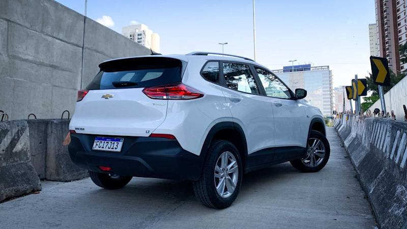 Chevrolet Tracker LT 1.0T 2021