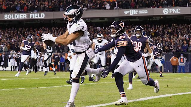 Though you wouldn't know it, a head-turning mistake was the key to Golden Tate's game-winning touchdown catch against the Bears. By Dave Zangaro