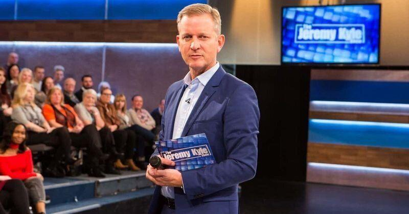 Jeremy Kyle was known for his aggressive presenting style (Credit: ITV)