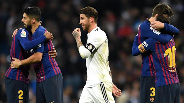 Barcelona and Real Madrid still do not know when their postponed Clasico clash will be played after RFEF delayed making a decision.