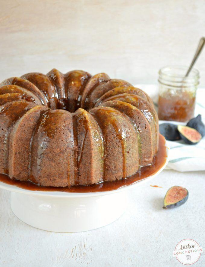 """<p>Include the seasonal fig flavor into your Thanksgiving dessert menu.</p><p><strong>Get the tutorial at <a href=""""https://www.kitchen-concoctions.com/2016/06/spiced-fig-preserve-cake/"""" target=""""_blank"""">Kitchen Concoctions</a>.</strong></p><p><a class=""""body-btn-link"""" href=""""https://www.amazon.com/Wilton-2105-6803-Nonstick-Perfect-Non-Stick/dp/B004EBK7TK/?tag=syn-yahoo-20&ascsubtag=%5Bartid%7C10050.g.4716%5Bsrc%7Cyahoo-us"""" target=""""_blank"""">SHOP BUNDT CAKE PANS</a></p>"""