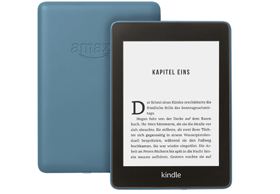 Kindle Paperwhite 6 Zoll 8 GB