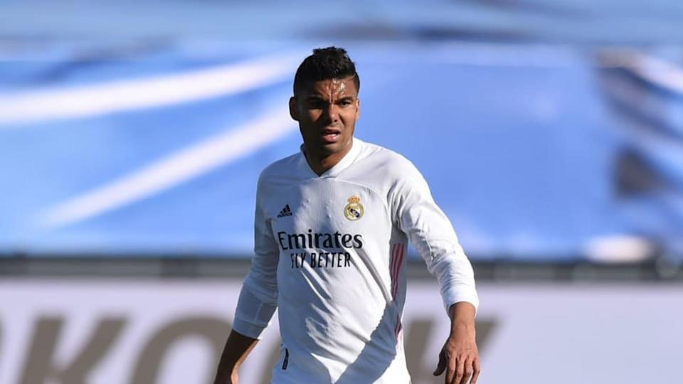 Casemiro, Real Madrid | Denis Doyle/Getty Images