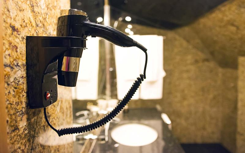 Hotel Hair Dryers May Not Be As Sanitary As You Think