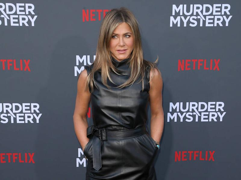 Jennifer Aniston: 'Harvey Weinstein tried to make me wear Marchesa'