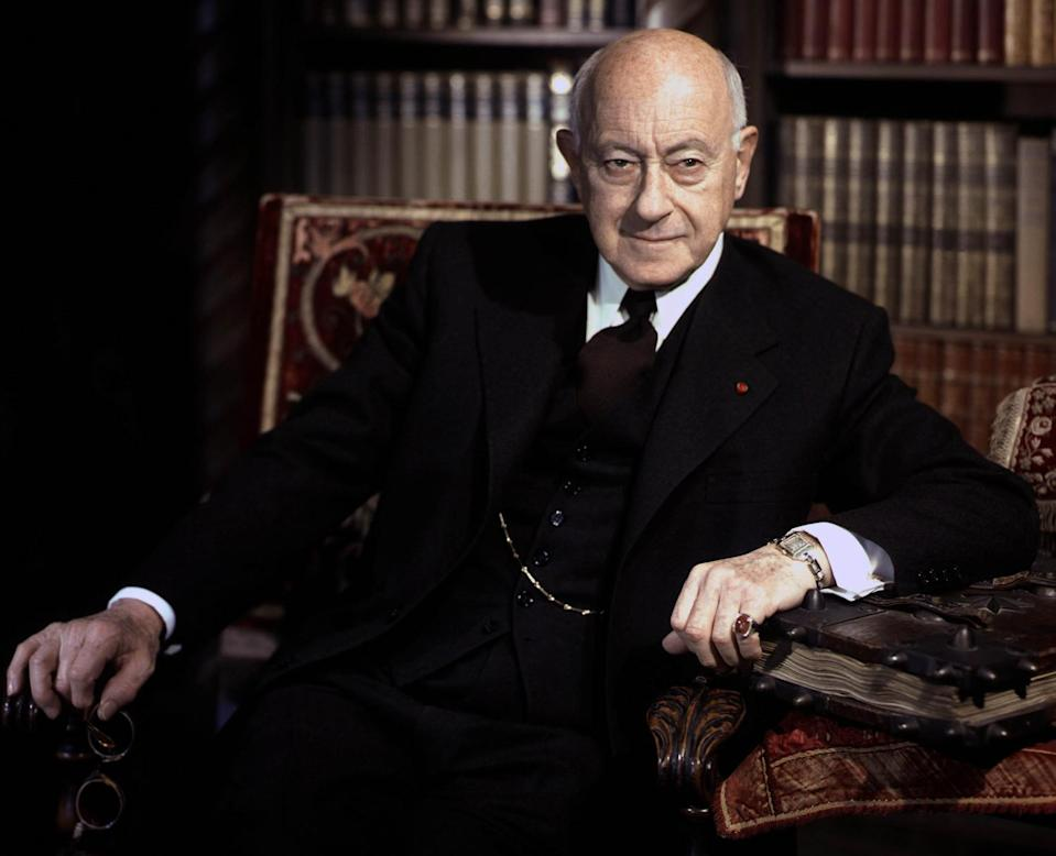 <p>Naturally, Cecil B. DeMille won the Cecil B. DeMille Award himself in 1952, the honor's very first year.</p>