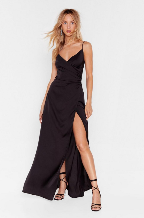 When the Moon's Out Maxi Dress