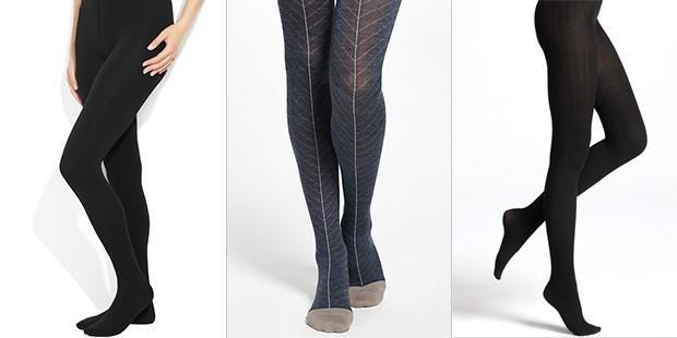 Tights for Today, Tonight and Tomorrow