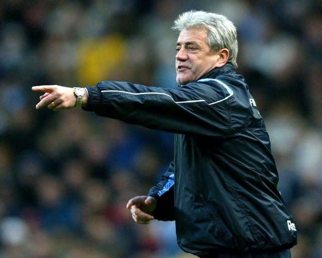Kevin Keegan was tempted out of his hiatus by City (Phil Noble/PA)