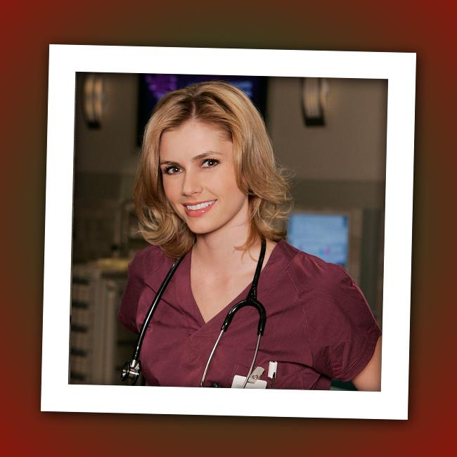 "It's Brianna Brown, who plays Dr. Lisa Niles on the ABC soap ""<a href=""http://tv.yahoo.com/general-hospital/show/86"" rel=""nofollow"">General Hospital</a>."""