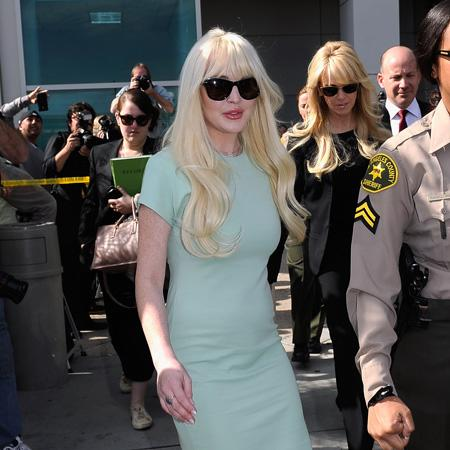 Lindsay Lohan hit-and-run case dismissed