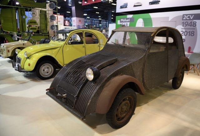 80 years ago the first 2CV almost launched - but didn't
