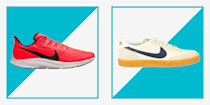 """<p>Looking to <a href=""""https://www.menshealth.com/style/a19545684/best-sneakers-men/"""" rel=""""nofollow noopener"""" target=""""_blank"""" data-ylk=""""slk:up your sneaker game"""" class=""""link rapid-noclick-resp"""">up your sneaker game</a>? We're all for cult-favorite brands and buzzy new labels, but if it's the classics you're after, you can't go wrong with a fresh pair of Nikes. (After all, the brand has been a favorite for almost 60 years for a reason.) With innovative technology that goes into every pair, you're guaranteed a comfortable, long-lasting shoe. We recommend skipping the store lines and ordering them straight from Amazon: Between the frequently discounted prices and sure-fire return policy, the e-retailer is a wonderful resource for all your sneaker needs. </p><p>Which brings us to another great thing about Amazon's Nike shoe collection: You can find literally any style under the sun—including discontinued design unavailable anywhere else. Whether you're in the market for a cushy running shoe, a sturdy sneaker that can withstand rougher terrain, or just something a little dressier to ease you out of your house slipper funk, there's something to suit every shopping list. We did the heavy lifting for you—keep reading to shop our 10 picks for the best Nike shoes on Amazon. <br></p>"""