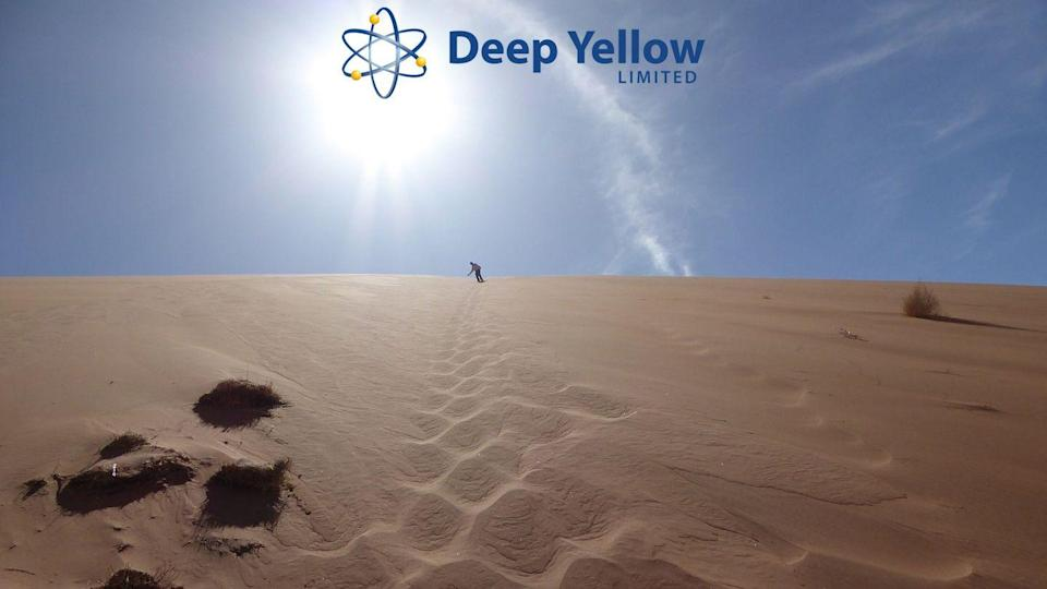 Deep Yellow Limited (ASX:DYL)