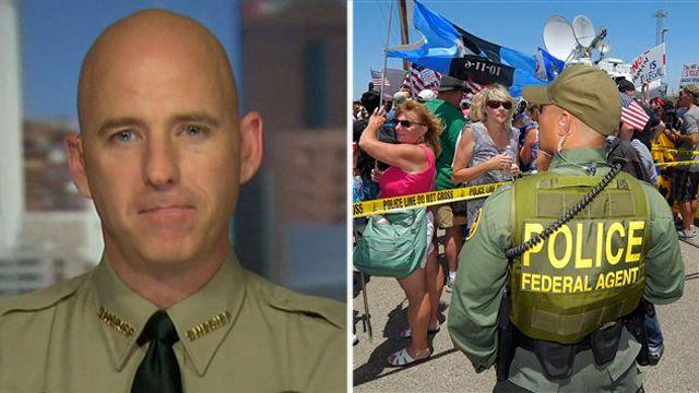 Sheriff Babeu: This is 'outrageous'