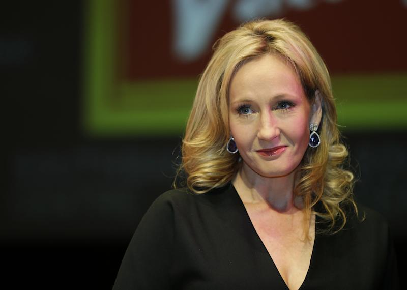 JK Rowling to pen new magic movie for Warner Bros