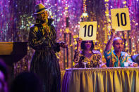 <p>Porter won for FX's <em>Pose</em> in 2019 and will triumph again for the groundbreaking series' final season. As vogue-ball emcee Pray Tell, he was grand, spiritual, proud and beautiful — a performance played in resounding major notes.</p>