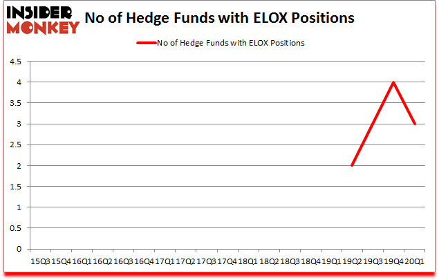 Is ELOX A Good Stock To Buy?