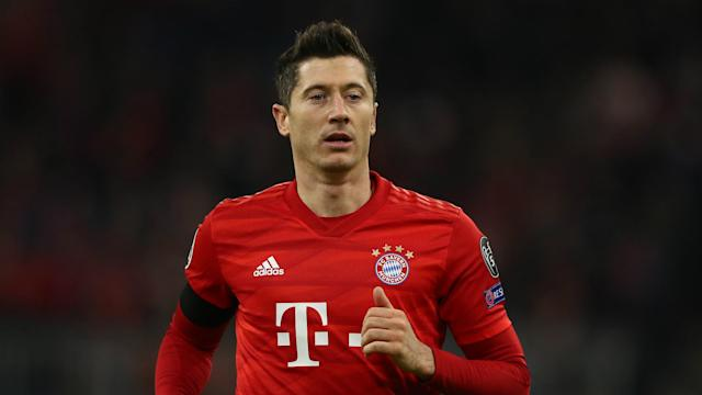 Bayern Munich superstar Robert Lewandowski has 23 goals already this season but believes he is only going to get better.