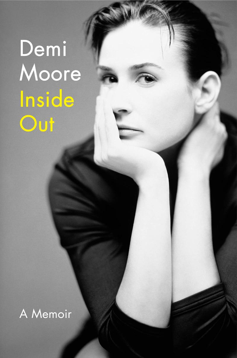 """""""Inside Out,"""" by Demi Moore."""