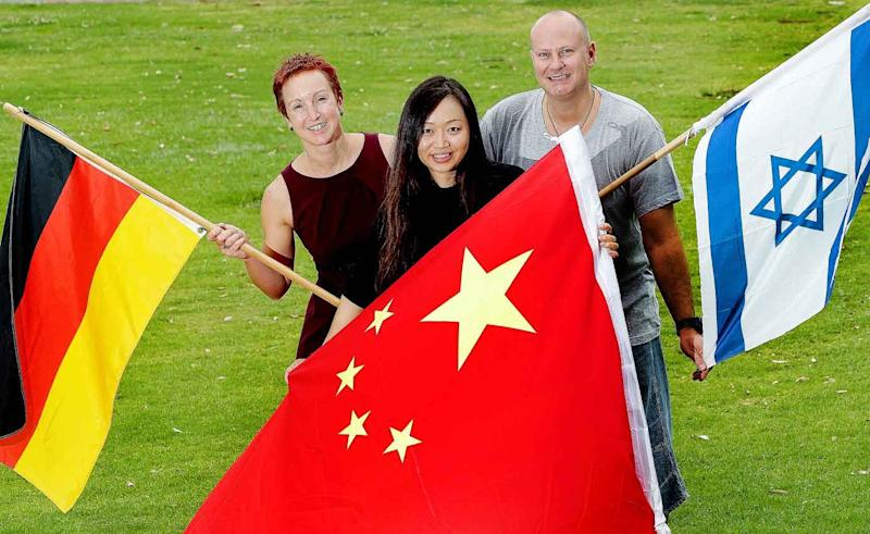 Wave your flag for multiculturalism