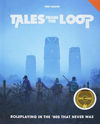 Free League Publishing Tales from The Loop (Amazon / Amazon)