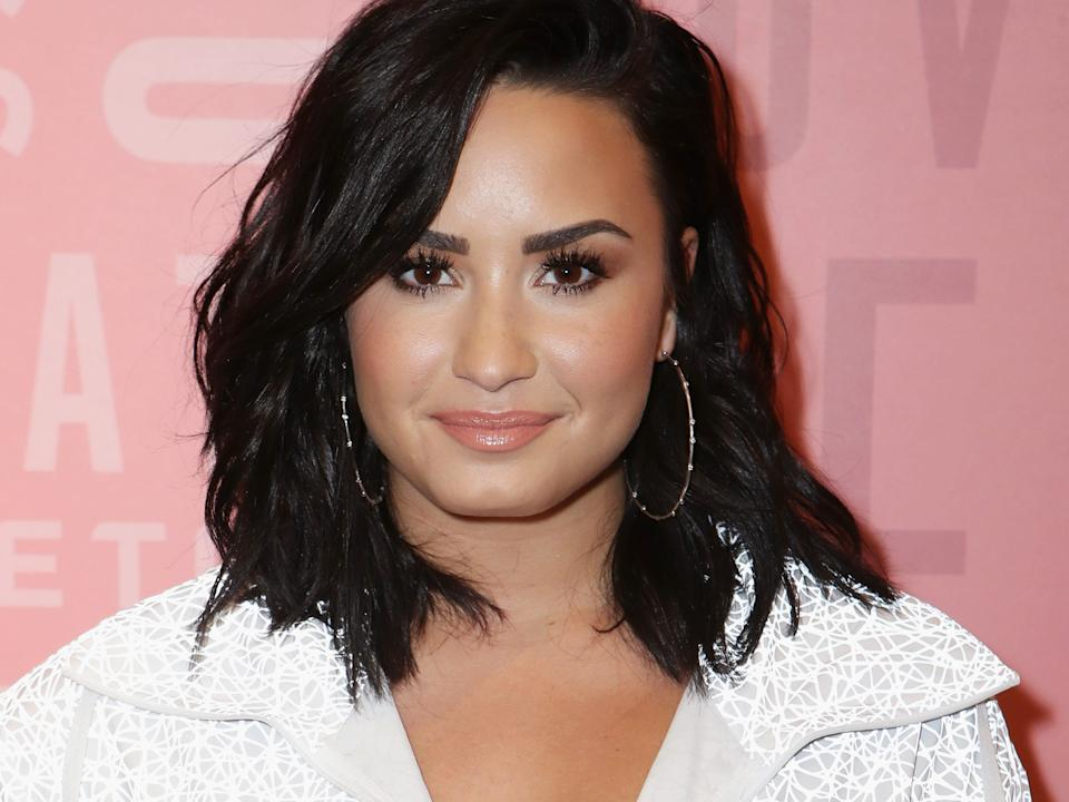 Demi Lovato told Bustle that she recently changed her attitude about crying.