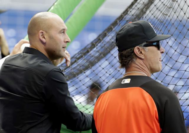 MLB rumors: Why ex-Yankees captain Derek Jeter might dump Marlins' Don Mattingly as manager