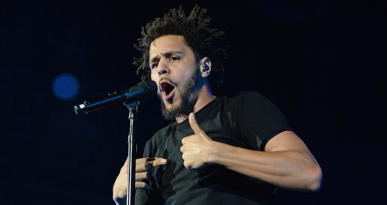 J. Cole Announces New HBO Documentary '4 Your Eyez Only'