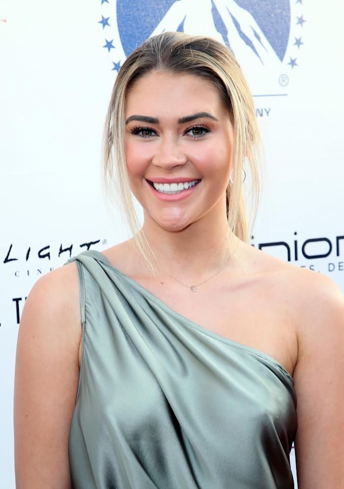 """During Colton Underwood's season of <em>The Bachelor,</em> talk of becoming the next Bachelorette was a controversial topic—and something that Miller-Keyes got herself wrapped up in. While filming, the former pageant queen was allegedly overheard discussing how she would be open to the role, which may have actually led to her <em>not</em> landing the coveted gig. But that doesn't mean she wasn't a contender. Fleiss admitted that he interviewed """"five terrific women"""" from Colton's season for the role, followed by a tweet that listed out their initials. """"T, H, D, C, H…"""" <a href=""""https://twitter.com/fleissmeister/status/1104826430733484032"""">he wrote</a>, referencing Tayshia Adams, Hannah Brown, Demi Burnett, Caelynn, and Hannah Godwin."""