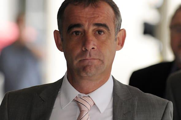 Michael Le Vell heads to Pontins holiday park for rehab convention