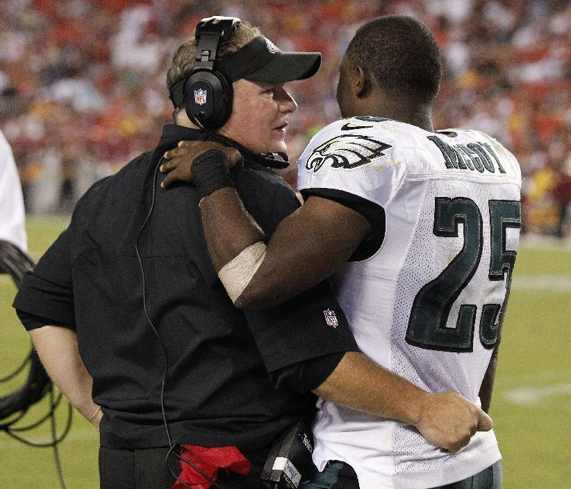 In system vs. stars battle, Chip Kelly's dealing of LeSean McCoy makes him man to watch in upcoming NFL draft