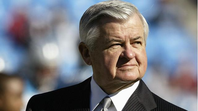 Panthers were awarded the NFL's 29th franchise in 1993 and Richardson's team was valued at $2.3 billion in September.