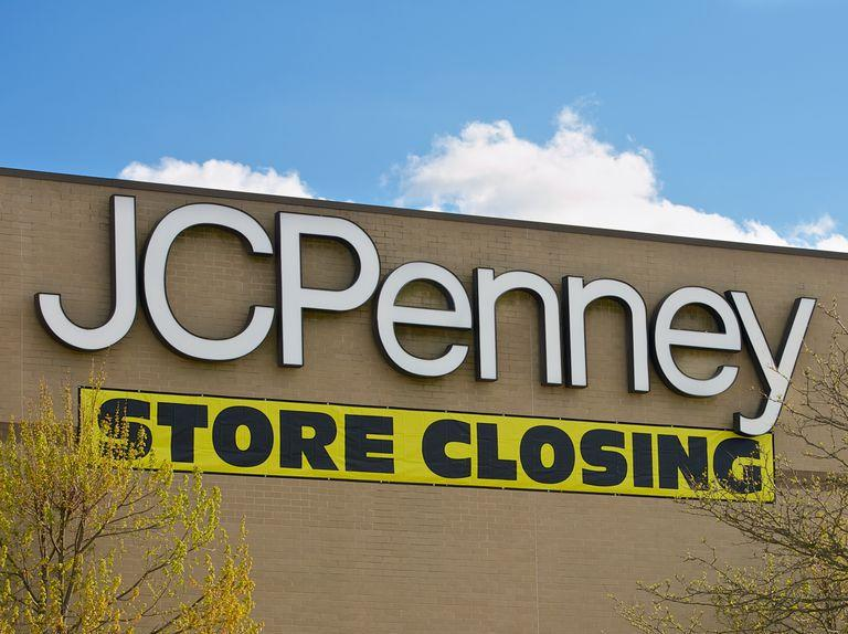 Here's a List of JCPenney Stores That Are Closing This Summer