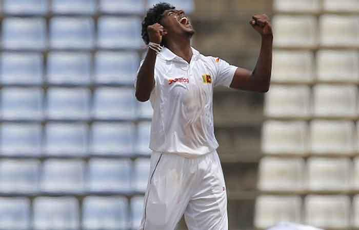 Sri Lanka restrict Bangladesh to 214/5 in second Test